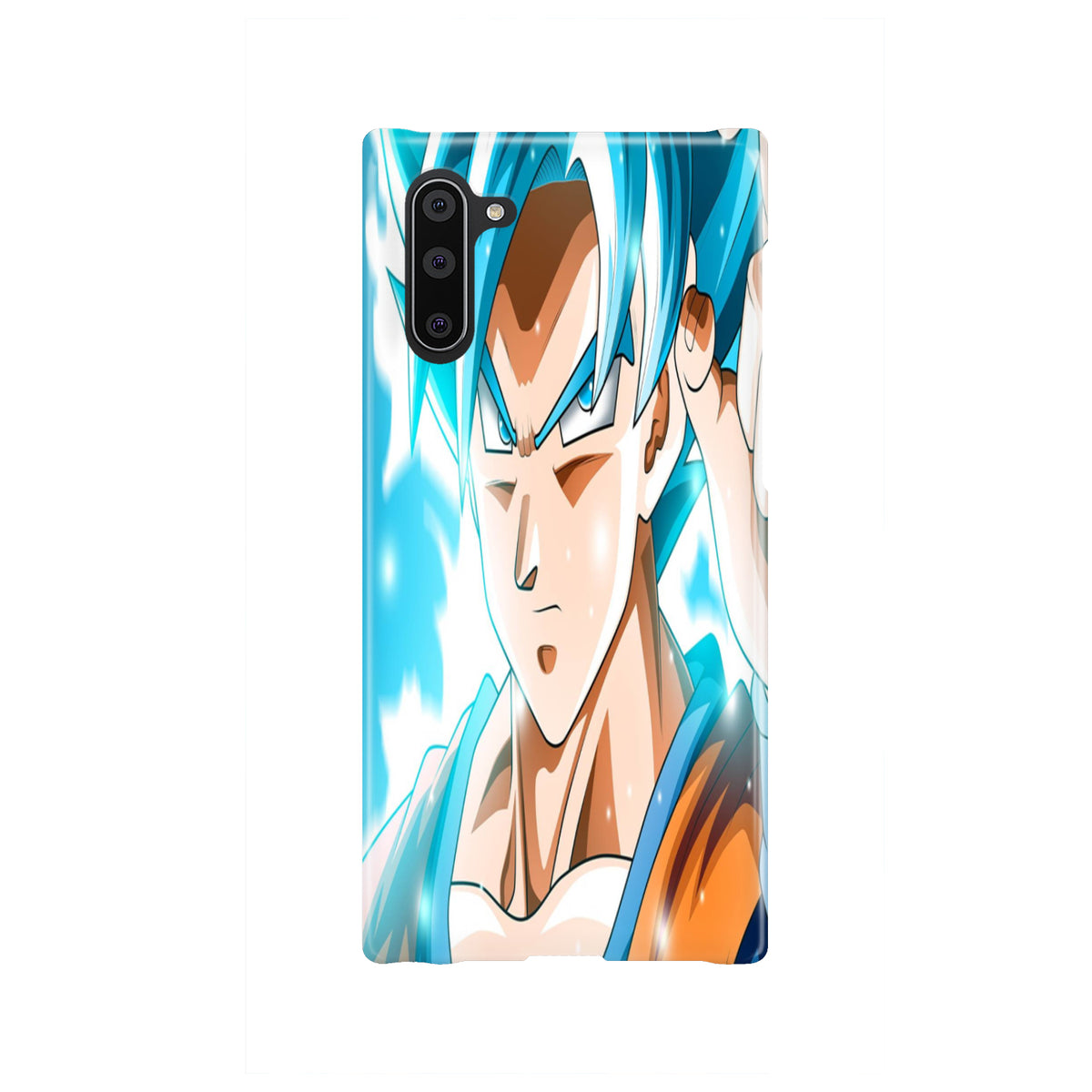 Super Saiyan IPhone Case