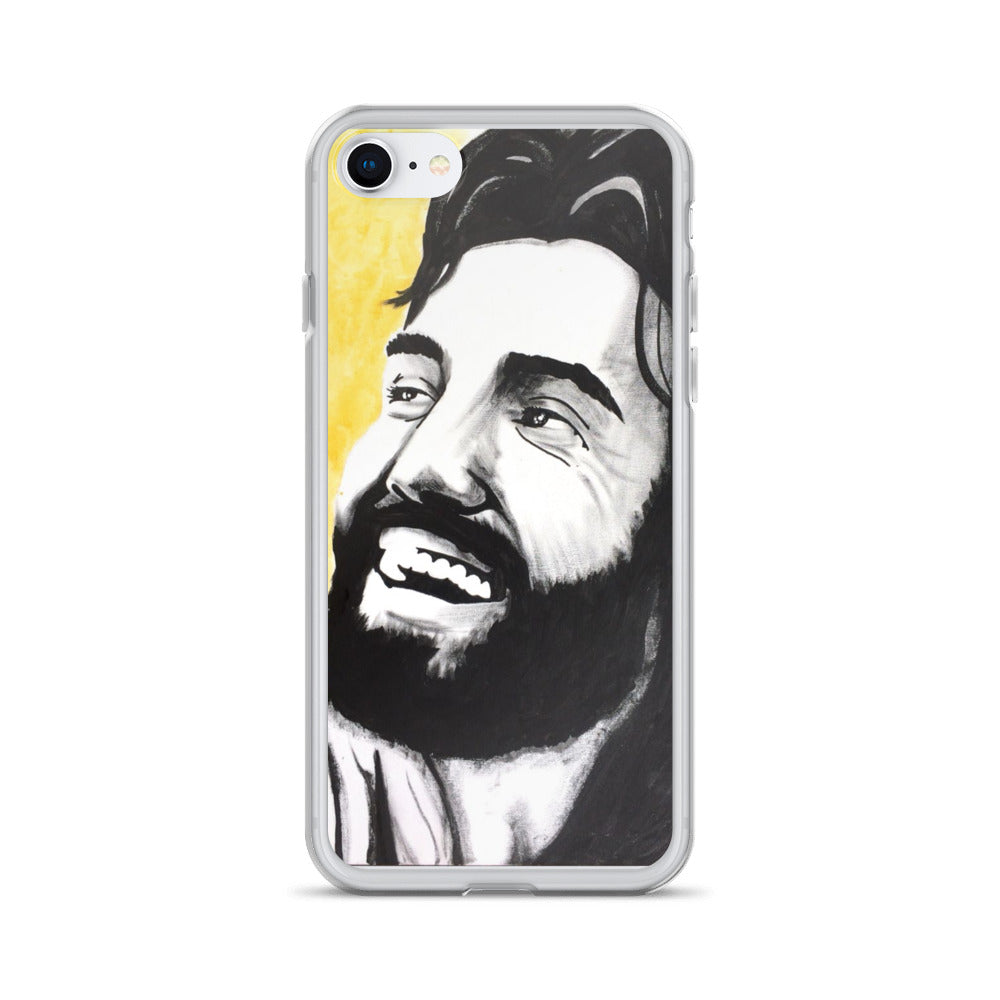 ✝️Smiling Jesus IPhone Case ✝️