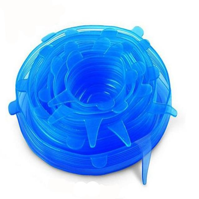 Universal Spill Cover Suction Lid