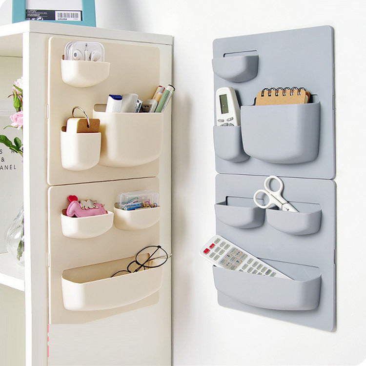 Wall Suction Cup Storage Rack