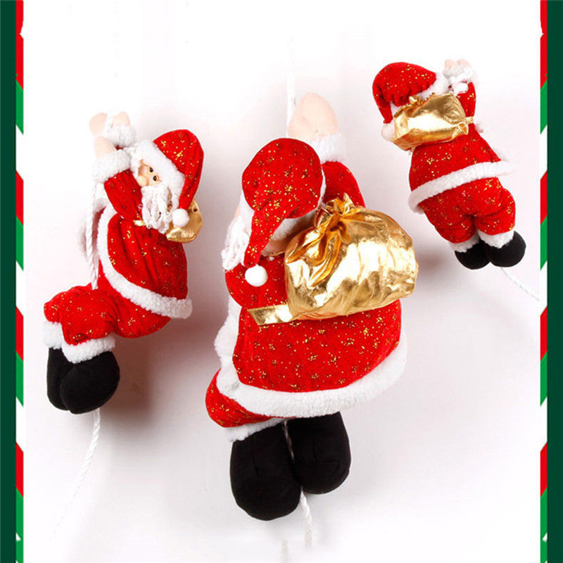 Cartoon Fabric Christmas decoration