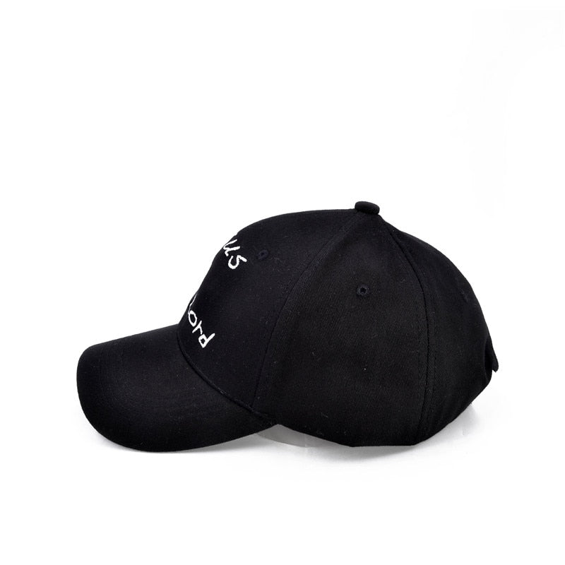 """Jesus is Our Lord"" Baseball Cap"