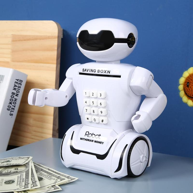 Robot Piggy Bank™️