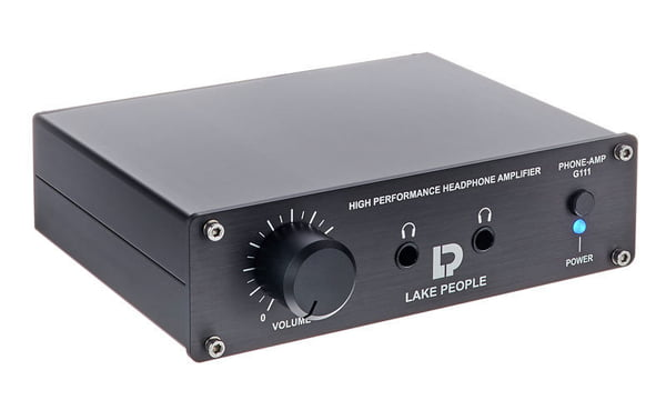 [PRE-ORDER][SHIPPED BY 31.12.2020] Lake People Phone-AMP G111 | AV Surround Amplifier