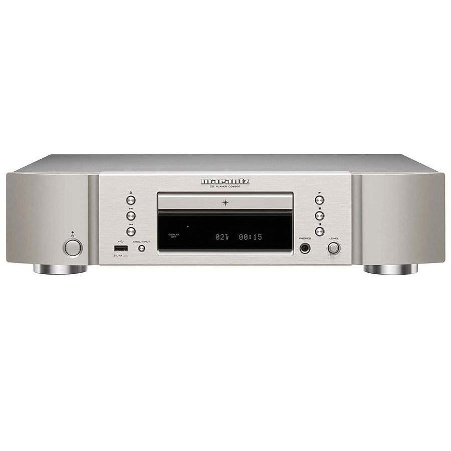 [FREE GIFT: Jade Audio EW1 worth $89] Marantz CD6007 CD Player