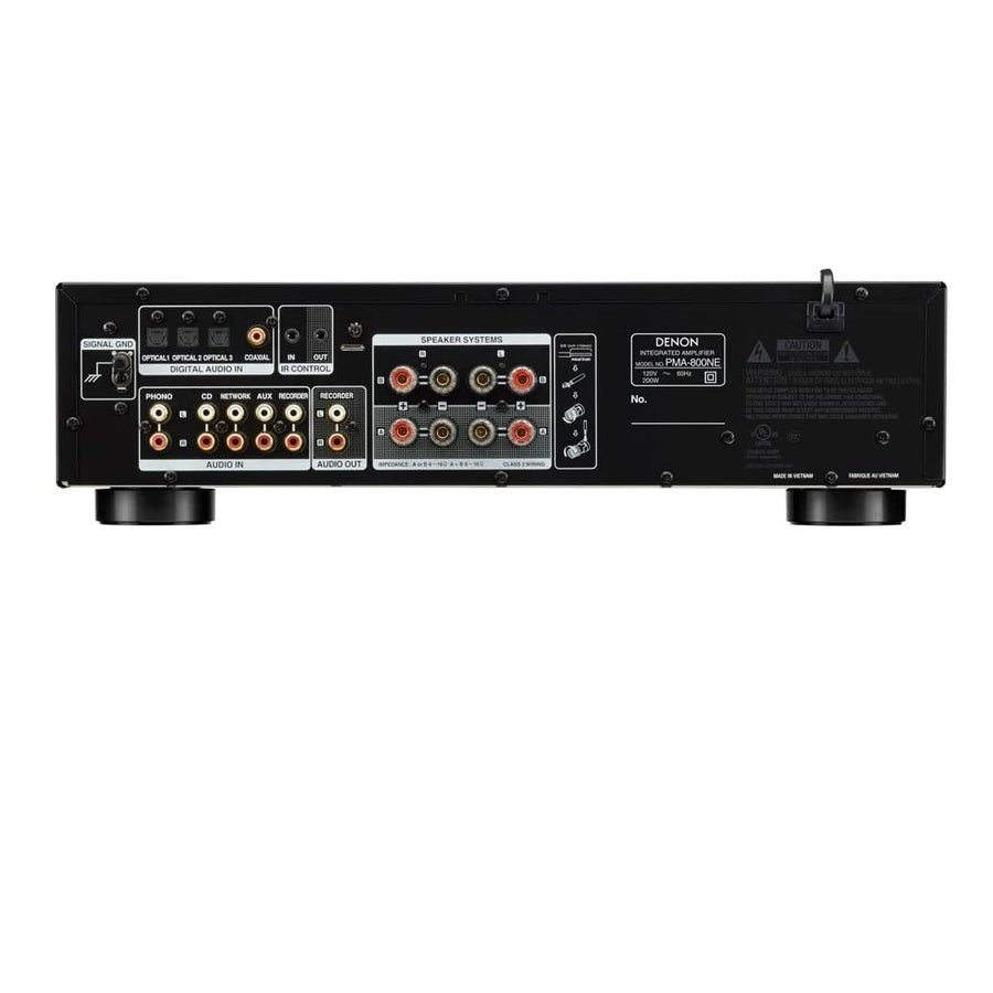 Denon PMA-800NE Integrated Amplifier with 85W Power/Channel
