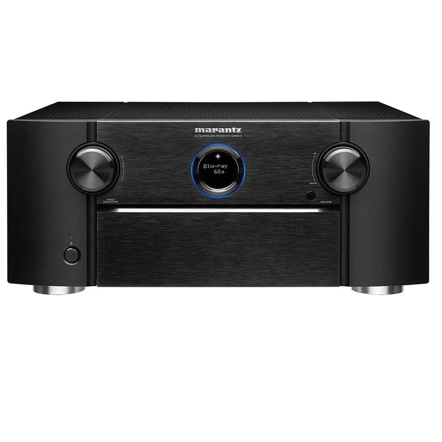 [FREE GIFT: Chord C-View HDMI 2m worth $129] Marantz SR8015 11.2ch. 8K AV Amplifier with 3D Sound and HEOS Built-in