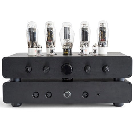 Woo Audio WA33 Fully-balanced Headphone Amp/Preamplifier (Black)
