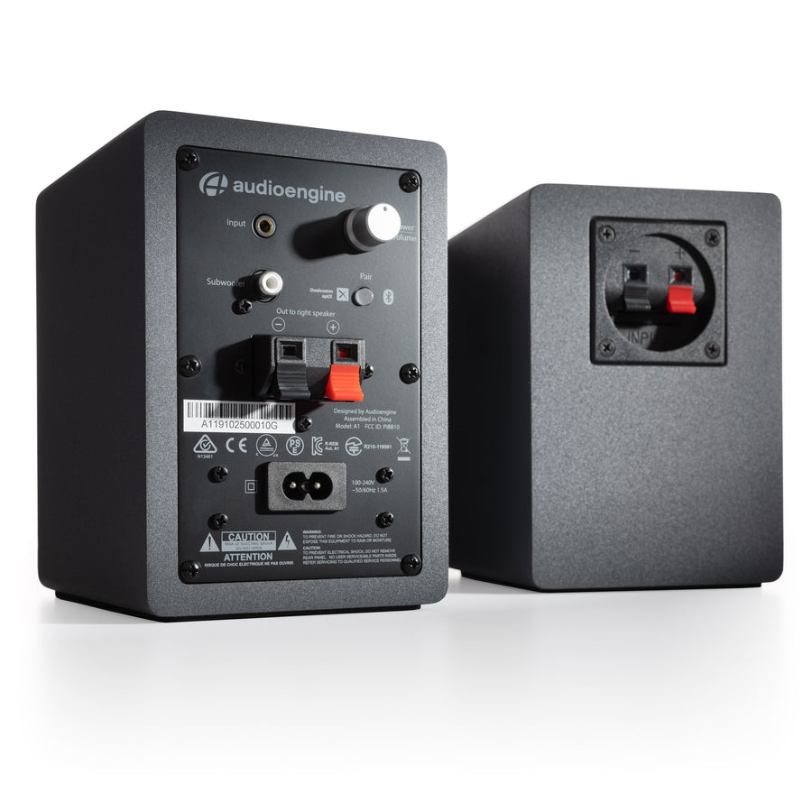 Audioengine A1 Home Music System W/ Bluetooth aptX