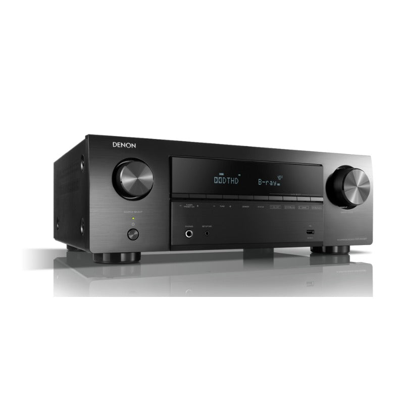 Denon AVR-X550BT 5.2 Ch. AV Receiver with Bluetooth