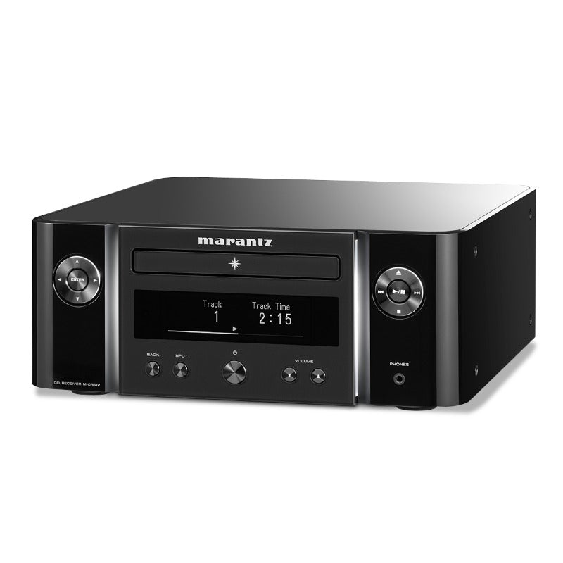 Marantz M-CR612 Network CD receiver featuring HEOS, FM/AM, Bluetooth, AirPlay 2 and voice control compatibility