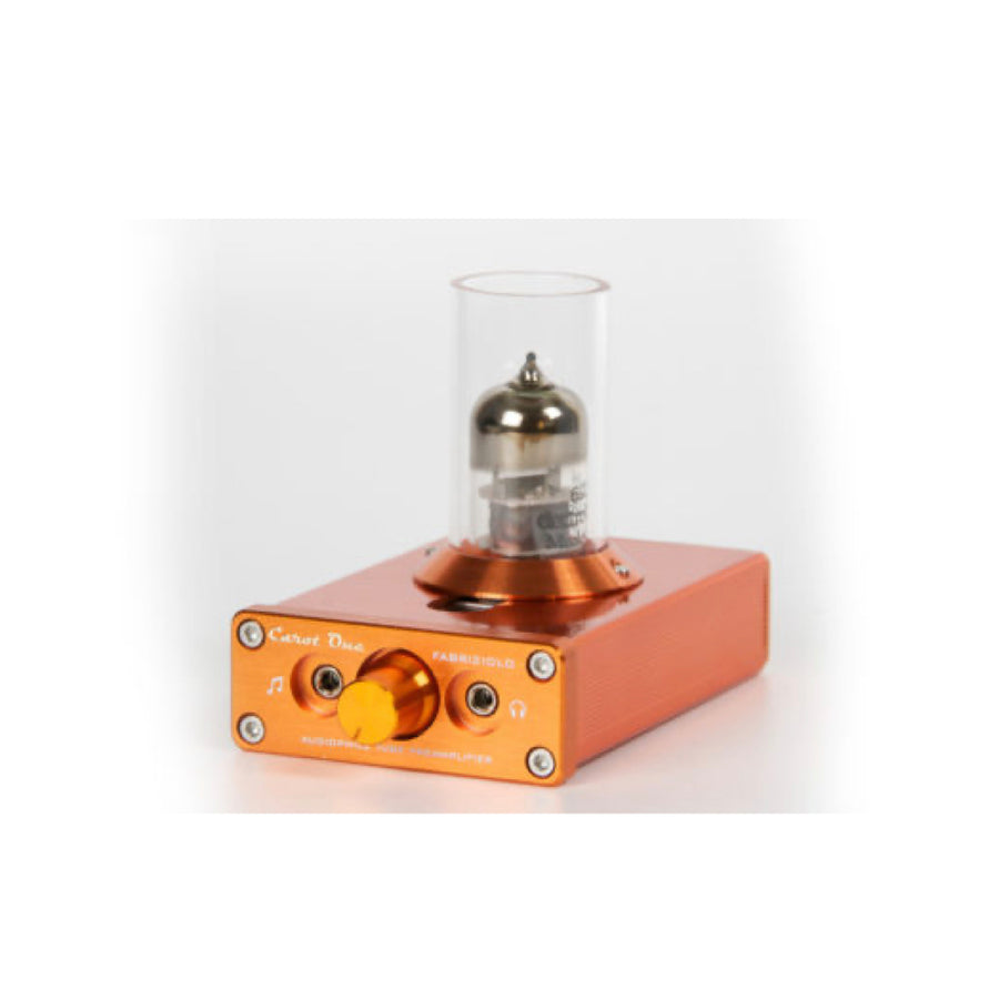Carot One Fabriziolo Tube Pre-Amplifier with headphone amplifier