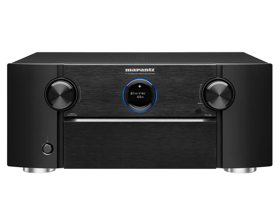Marantz SR7015 9.2ch 8K AV receiver with 3D Audio, HEOS® Built-in and Voice Control