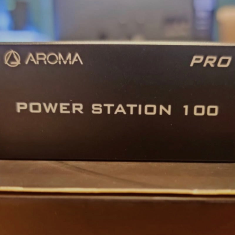 Aroma Audio PS100 Portable Headphone Amplifer Power Station