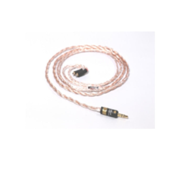 Labkable Silver Galaxy Mix II IEM Cable