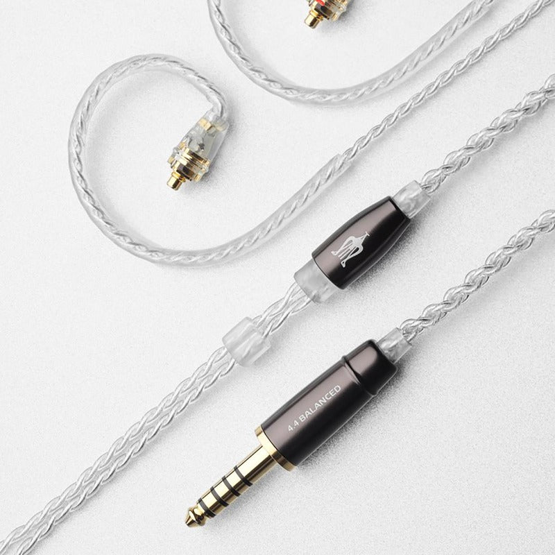 Meze RAI PENTA 4.4MM BALANCED SILVER PLATED UPGRADE CABLE