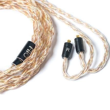 FiiO LC-RE Tri-Metallic Swappable Plug Headphone Cable