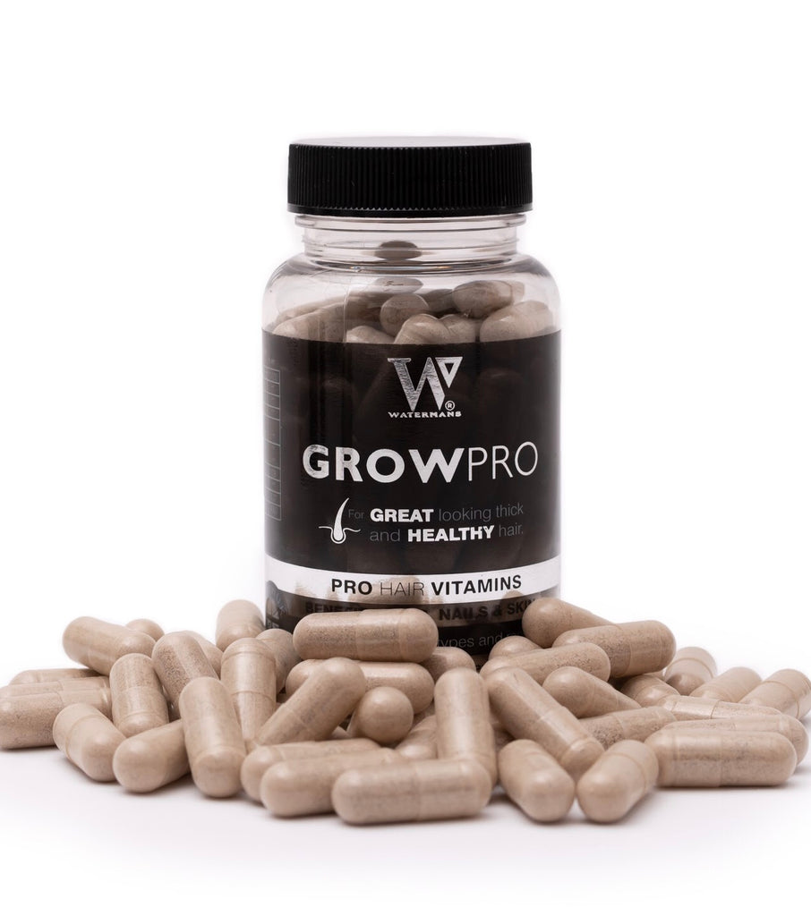 GrowPro -Biotin Hair Growth Vitamins