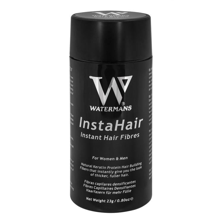 HAIR FIBRES, FOR MEN & WOMEN -  HAIR LOSS CONCEALER - COVER THE GAPS (DARK BROWN) 23G