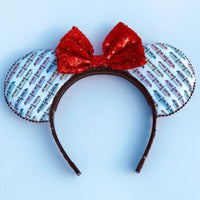Monorail Mouse Ears