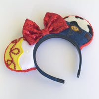 Cowgirl Mouse Ears