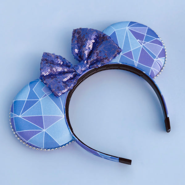 Purple Wall Mouse Ears