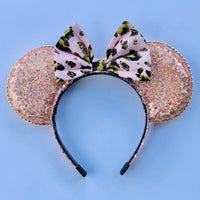 Cheetah Girl Mouse Ears