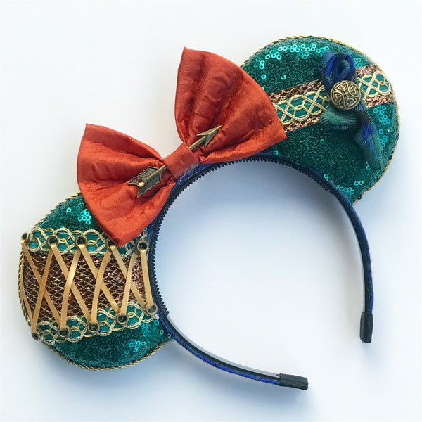 Scottish Princess Mouse Ears