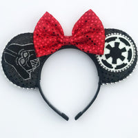 Space Villain Mouse Ears