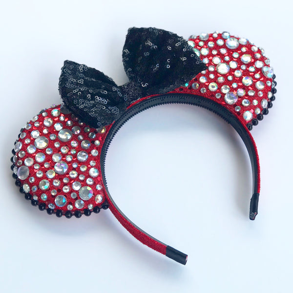Diamond Mouse Ears
