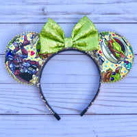 The Child Mouse Ears