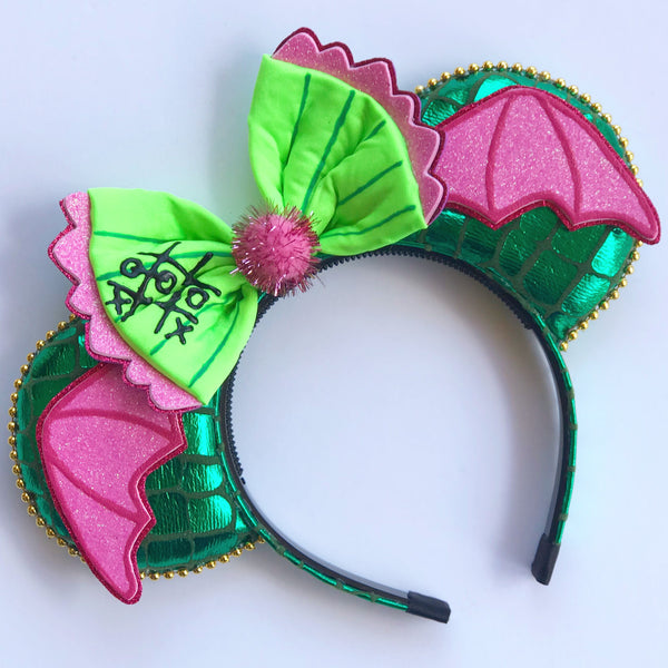 Friendly Dragon Mouse Ears