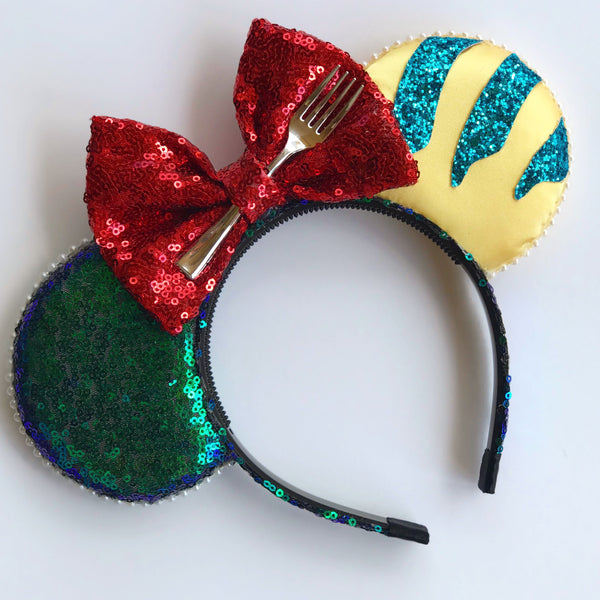 Mermaid Fish Mouse Ears