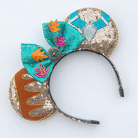 Native American Princess Mouse Ears