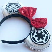 Space Trooper Mouse Ears