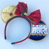 Enchanted Rose Mouse Ears