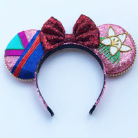 Chinese Warrior Mouse Ears