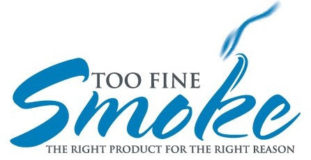 Image of Too Fione Smoke Logo