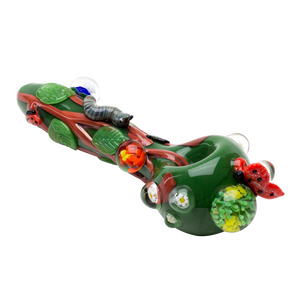 GARDEN VARIETY SPOON PIPE BY EMPIRE GLASSWORKS