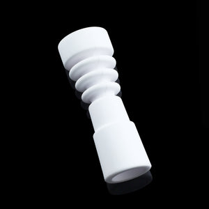 Domeless Ceramic Nail for 14mm and 10mm Male Joints