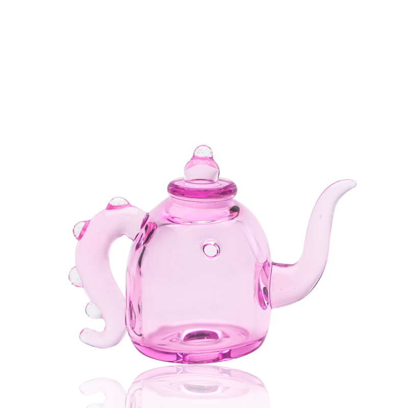 Empire Glassworks Teapot Glass Dabber