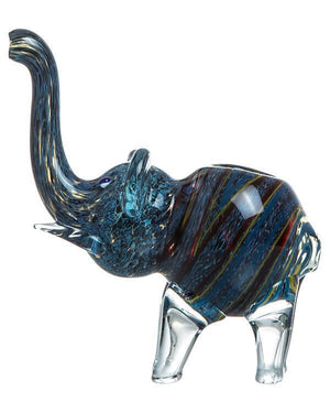 Glass Elephant Hand Pipe
