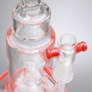 "8.25"" Cheech and Chong Anthony Water Pipe/Rig  by Famous Brandz"
