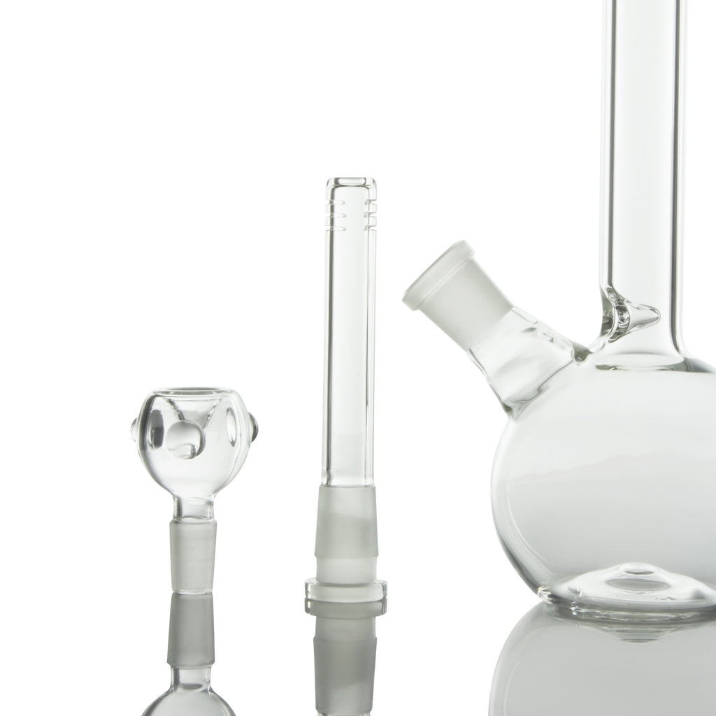 "8"" Bubble Water Pipe by Glassheads"