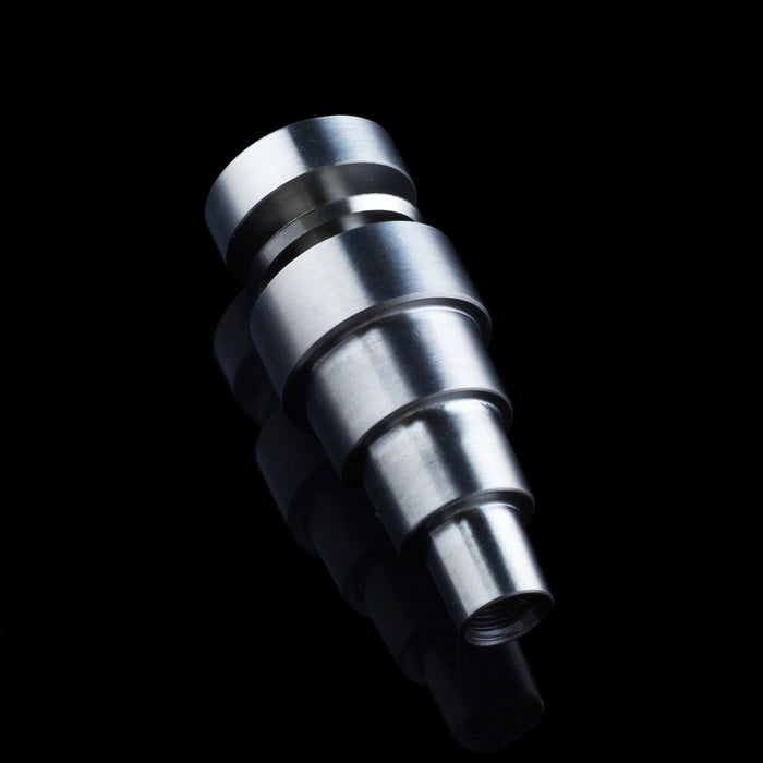 Super Universal Domeless 10mm or 14.5mm or 18.8mm Titanium Nail for Male or Female Joints