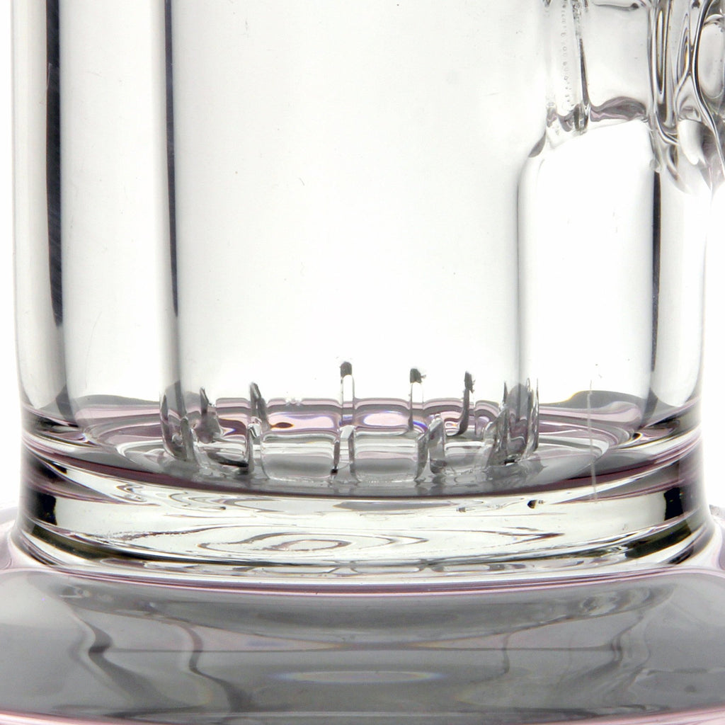 Stemless Showerhead Perc Water Pipe
