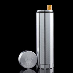 Image ofSilver Kraken Aluminum Dugout with lid