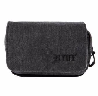 Image of a Ryot Piper Smell-Safe carry bag Black