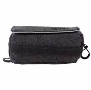 Image of the side of a Ryot Piper Smell-Safe carry bag Black