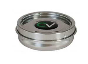 CVault X-Small Stainless Steel Tobacco/Herb & Food Storage Vault